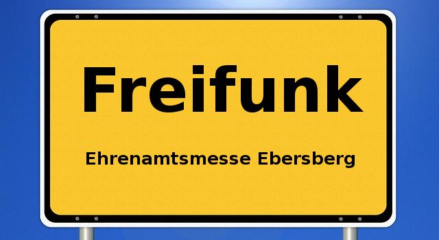 Freifunk Ehremamtsmesse Ebersberg