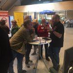 Freifunk 2016 / Ehrenamtsmesse Ebersberg, Action während der Messe